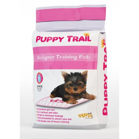 Puppy Trail Designer Potty Pads