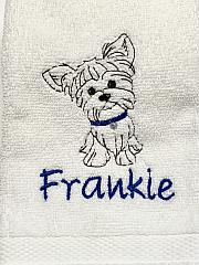 """Towels-""""Bathtime & Beyond"""" Personalized"""
