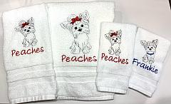 Towels-Bathtime & Beyond Personalized